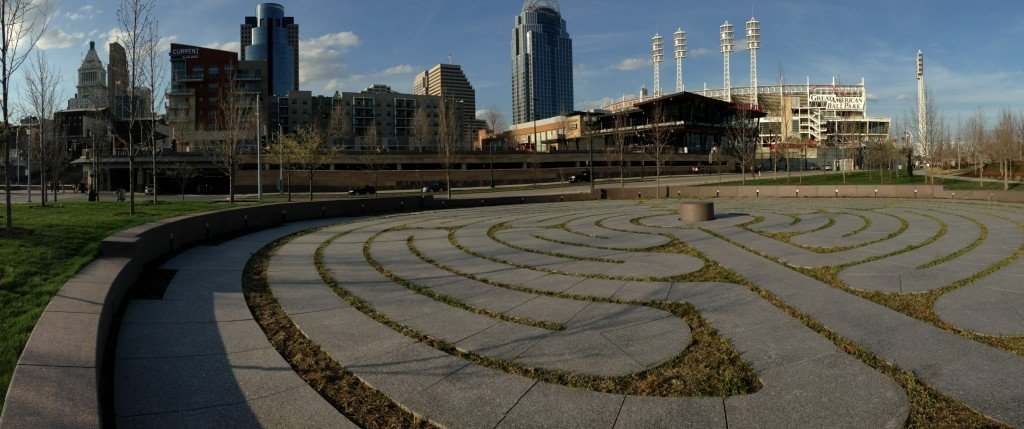 Labyrinth Cincinnati